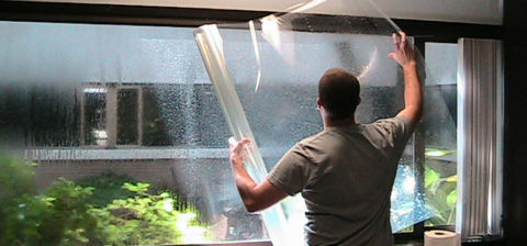 Glass Strengthening Solutions UAE | Salama Protect